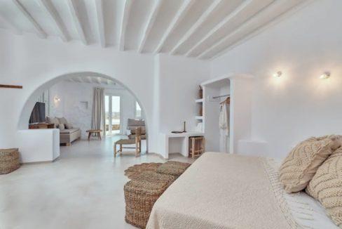 Luxury Seaview, Beachfront Villa Mykonos 30