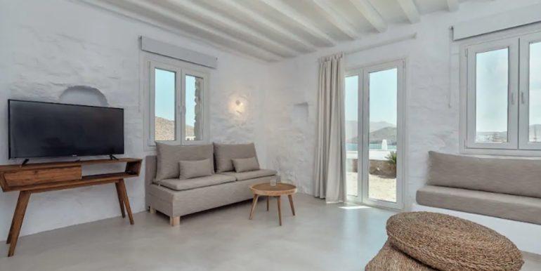 Luxury Seaview, Beachfront Villa Mykonos 32
