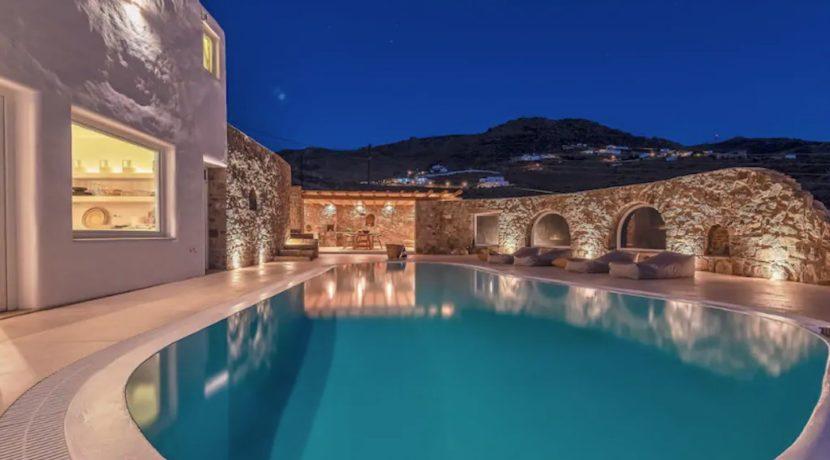Luxury Seaview, Beachfront Villa Mykonos 38