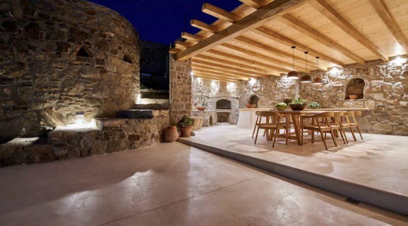 Luxury Seaview, Beachfront Villa Mykonos 39