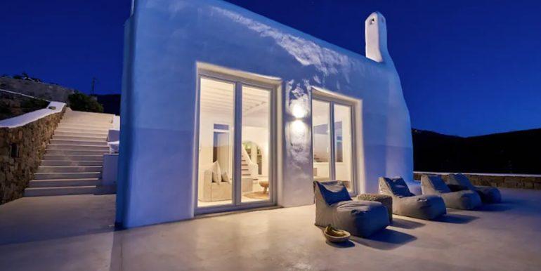 Luxury Seaview, Beachfront Villa Mykonos 41