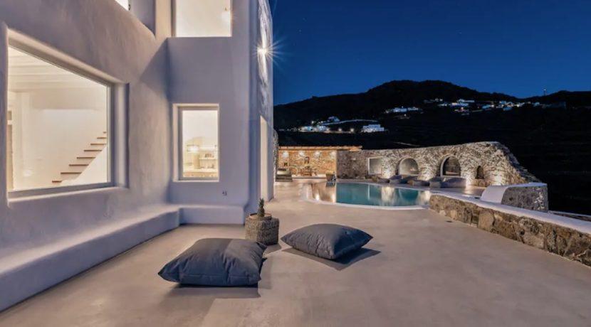 Luxury Seaview, Beachfront Villa Mykonos 45