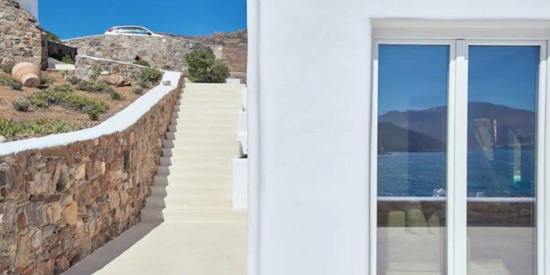 Luxury Seaview, Beachfront Villa Mykonos 5