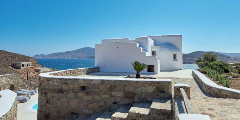 Luxury Seaview, Beachfront Villa Mykonos 6