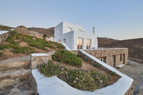 Luxury Seaview, Beachfront Villa Mykonos 7
