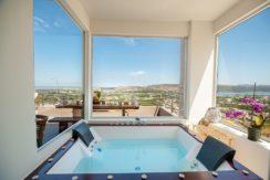 Luxury Villa with helipad at Chania Crete 13