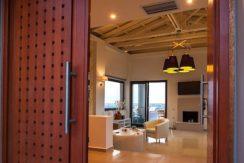 Luxury Villa with helipad at Chania Crete 21