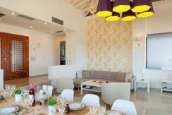 Luxury Villa with helipad at Chania Crete 25