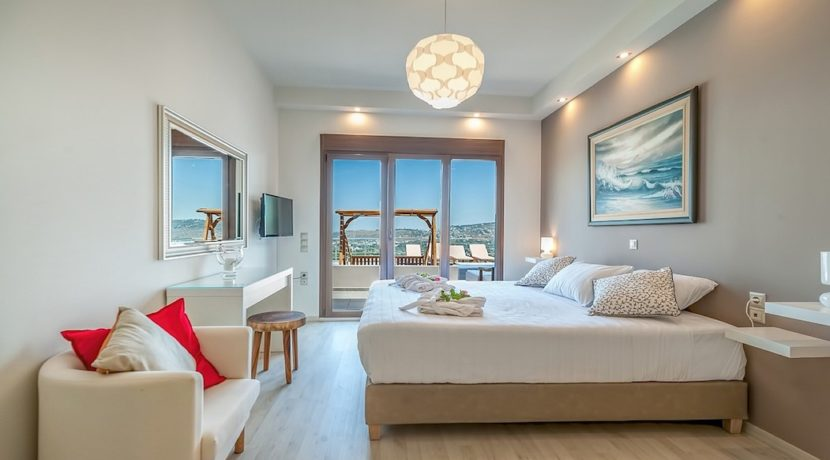 Luxury Villa with helipad at Chania Crete 37