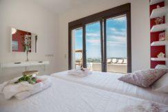 Luxury Villa with helipad at Chania Crete 40