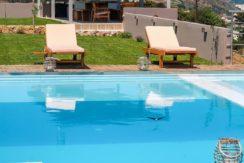 Luxury Villa with helipad at Chania Crete 43