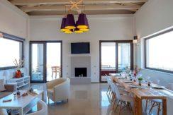 Luxury Villa with helipad at Chania Crete 5