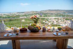 Luxury Villa with helipad at Chania Crete 6