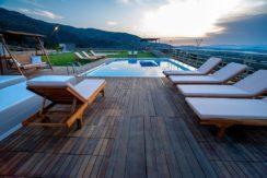 Luxury Villa with helipad at Chania Crete 7