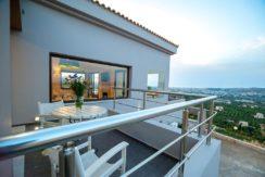 Luxury Villa with helipad at Chania Crete 8