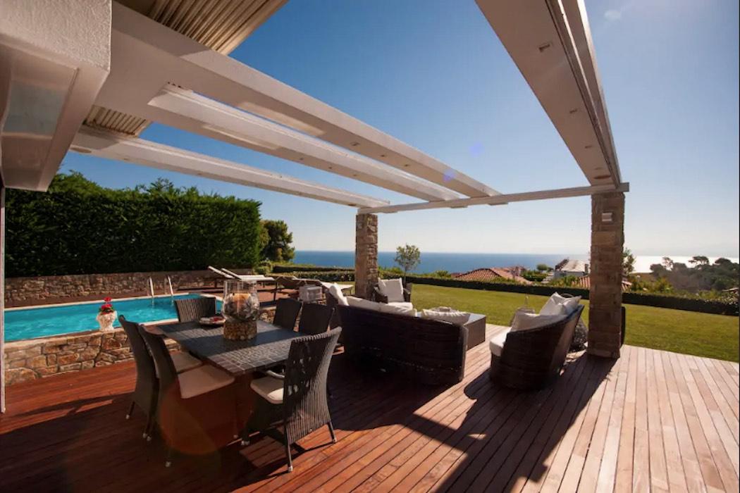 Modern Villa at Elani, Halkidiki