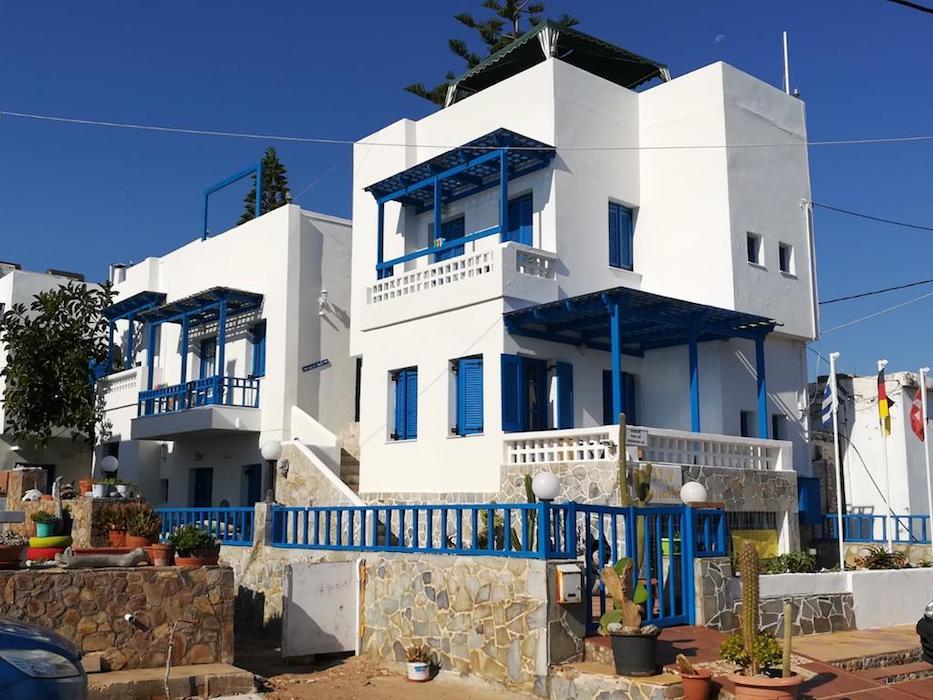 Sea front hotel for sale in Crete, Malia