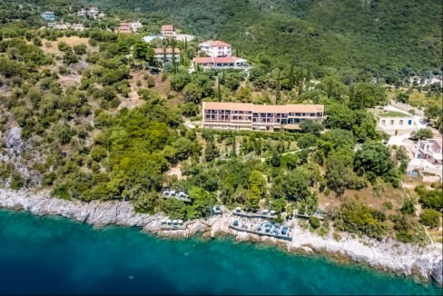 Seafront Hotel at Corfu for Sale