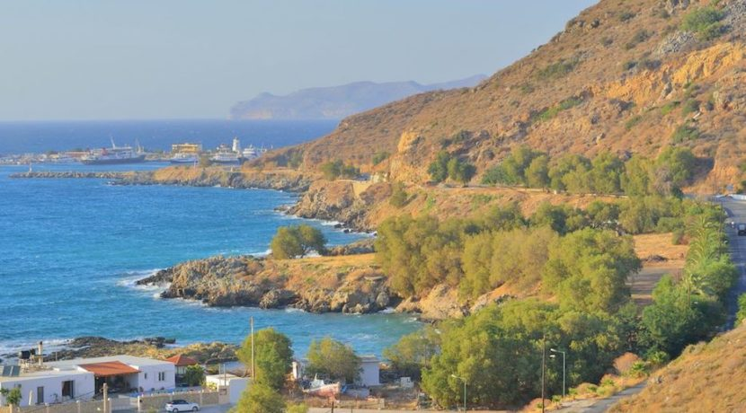 Seafront House in Crete, Kissamos 1