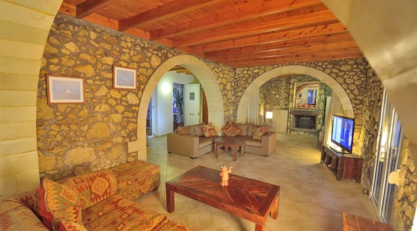 Seafront House in Crete, Kissamos 14