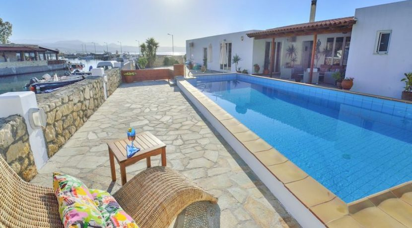 Seafront House in Crete, Kissamos 7