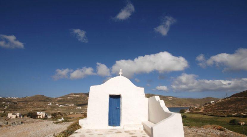 Villa in Ftelia Mykonos with 3 BDR 14