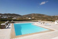 Villa in Ftelia Mykonos with 3 BDR 17