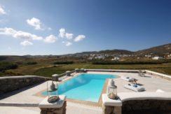 Villa in Ftelia Mykonos with 3 BDR 2