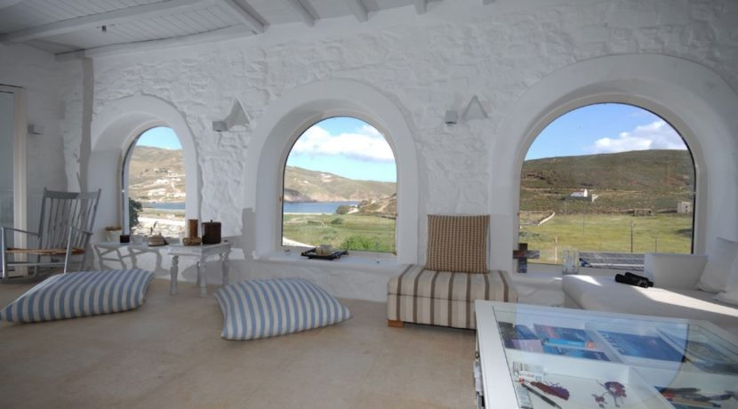 Villa in Ftelia Mykonos with 3 BDR 6
