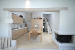 Villa in Ftelia Mykonos with 3 BDR 7