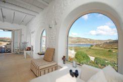 Villa in Ftelia Mykonos with 3 BDR 8