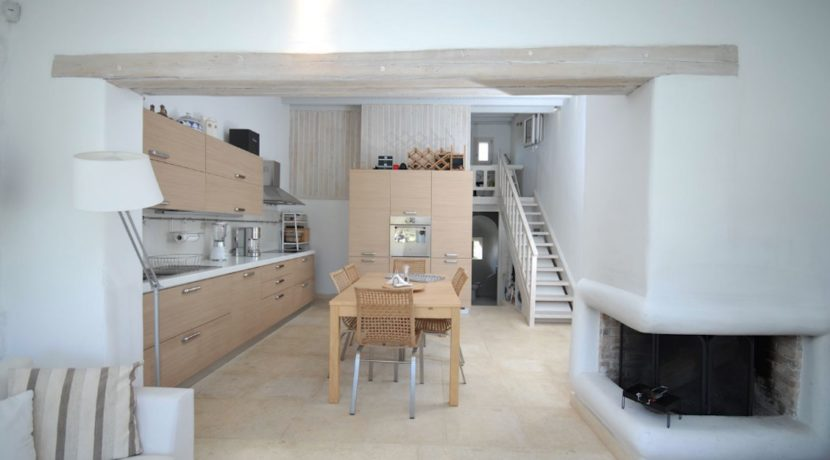 Villa in Ftelia Mykonos with 3 BDR 9