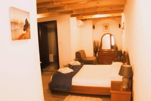 18th century restored guest house in Chania Old Town 1