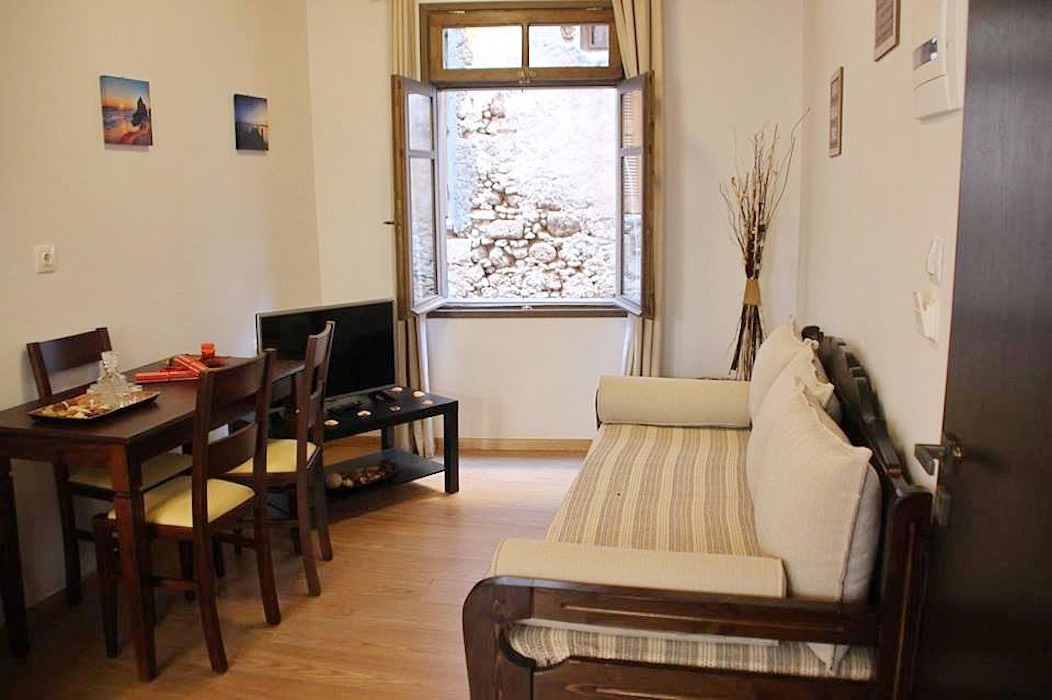 18th century restored guest house in Chania Old Town