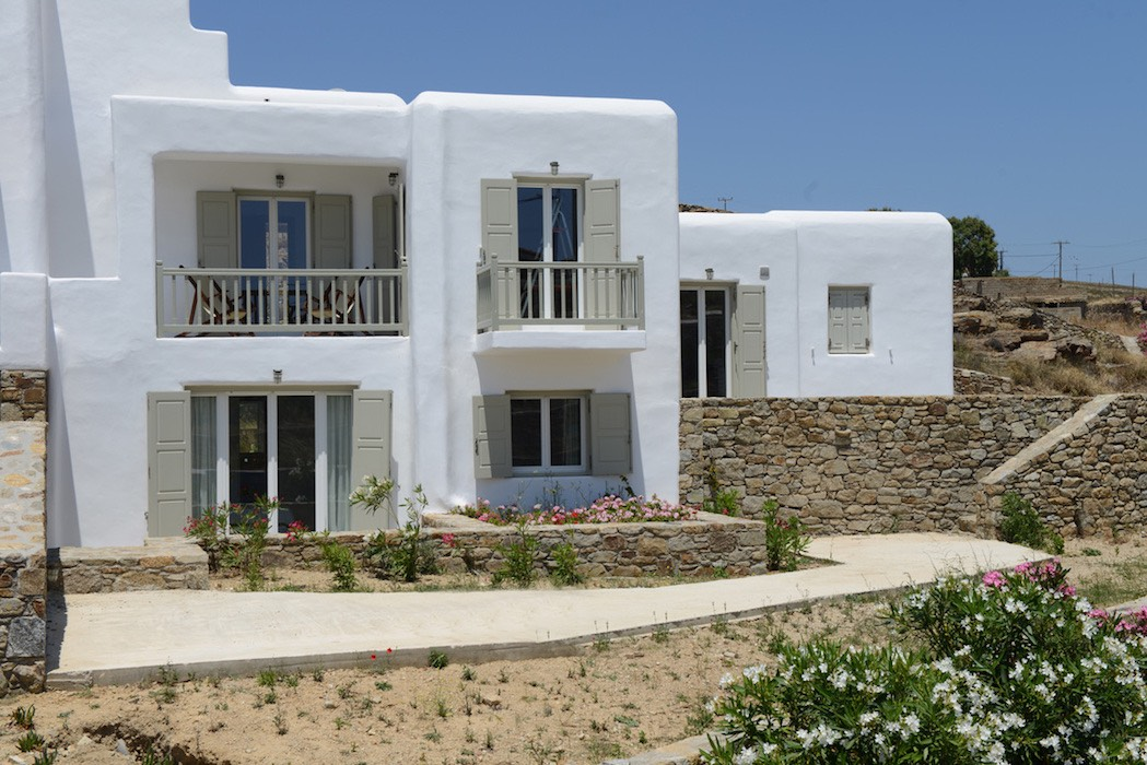 4 bedroom semi-detached house for sale Mykonos