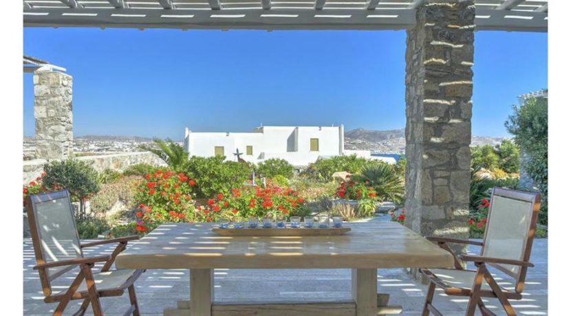 7 BDR Mykonos Villa for Sale 1
