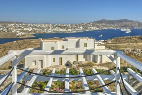 7 BDR Mykonos Villa for Sale 2