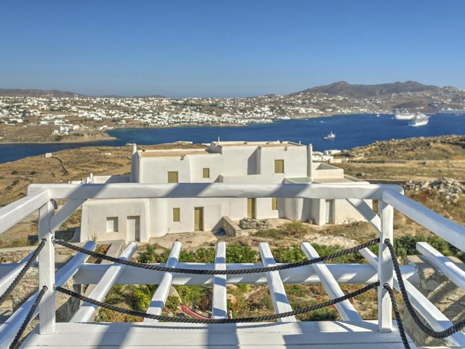 7 BDR Mykonos Villa for Sale
