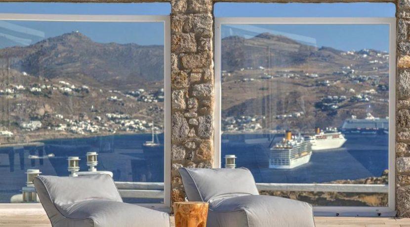 7 BDR Mykonos Villa for Sale 5