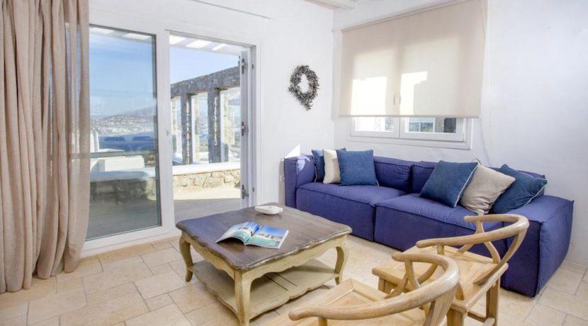 7 BDR Mykonos Villa for Sale 7