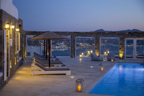 7 BDR Mykonos Villa for Sale 8