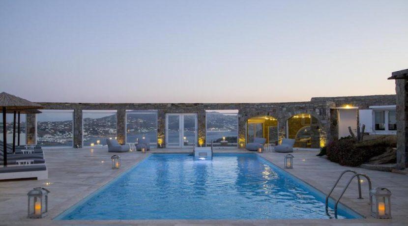7 BDR Mykonos Villa for Sale 9