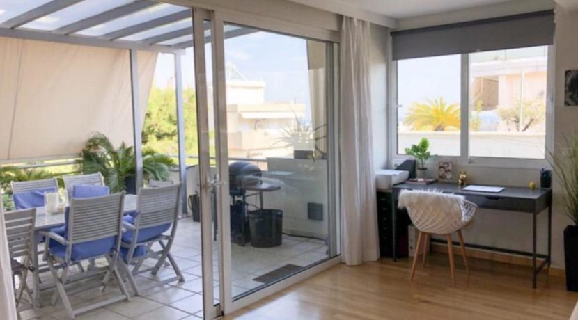Apartment with Sea View, Upper Glyfada Athens 4