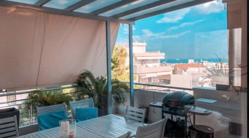 Apartment with Sea View, Upper Glyfada Athens 7