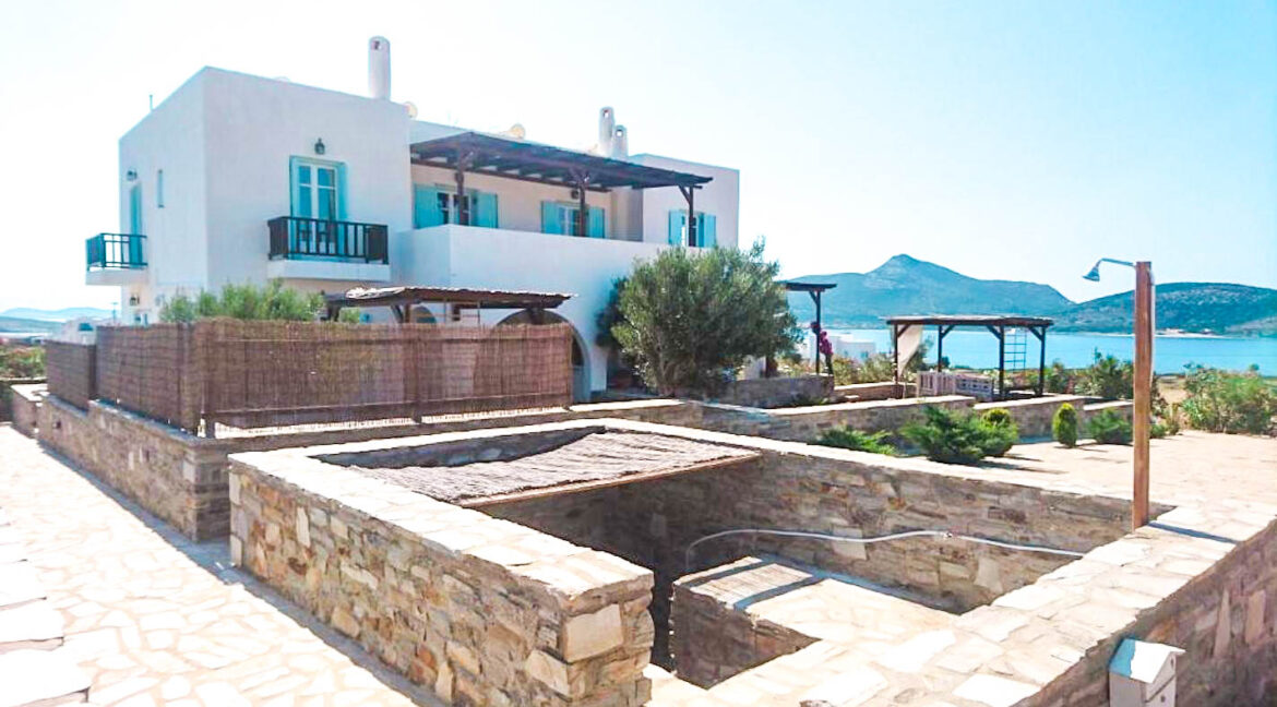 Apartments Hotel for Sale in Antiparos Greece