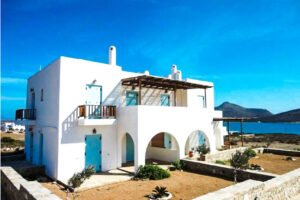 Apartments Hotel for Sale in Antiparos island, Antiparos Seafront Property for Sale , Antiparos Greece