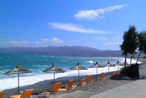 Beach Front Hotel For Sale Crete 1