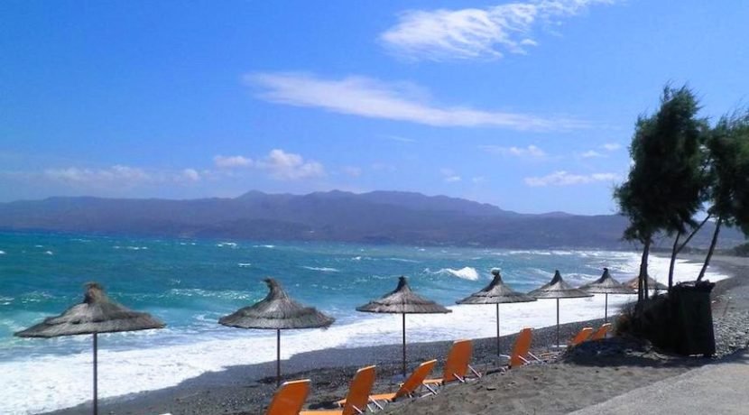 Beach Front Hotel For Sale Crete 1