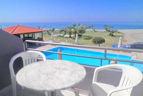 Beach Front Hotel For Sale Crete 2