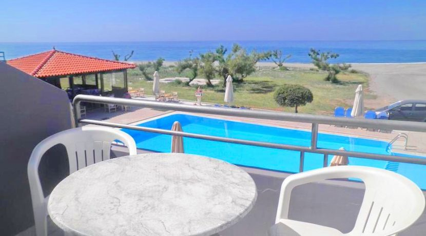 Beach Front Hotel For Sale Crete 2